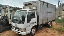 Isuzu Elf Fridge Truck