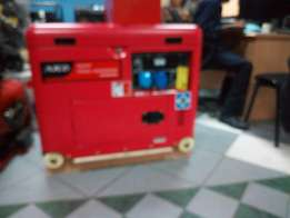 5kva diesel engine power generator with ATS