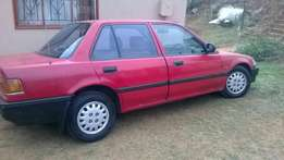 urgent sale honda ballade or make an offer