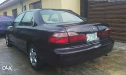 Honda Accord Baby Boy 2000 model 4 sale