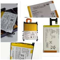 Sony Xperia Batteries