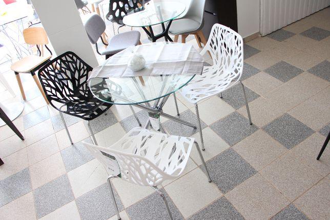 Ażurowe Krzesła Do Kuchni Jadalni Nowoczesne Designerskie