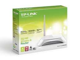 Tp link router 3220