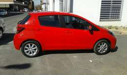 2015 Toyota yaris 1.3 in a good condition