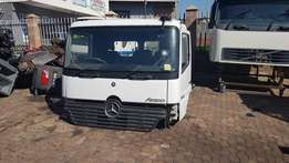 Mercedes atego day cabs complete full trim