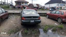 First body Urgent sale Nissan altima with sound engine and gear box
