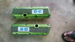 Ford V6 aluminum Tappit covers for sale