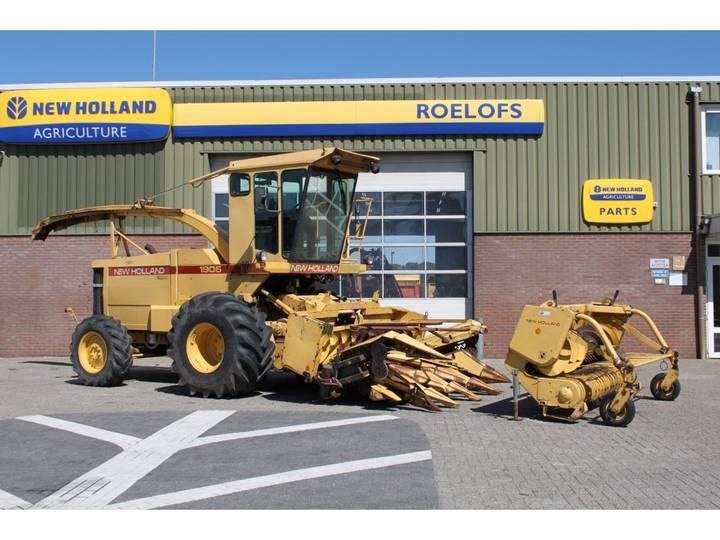 New Holland 1905 - 1992