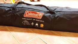 Coleman camping tent