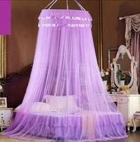 Double decker mosquito net