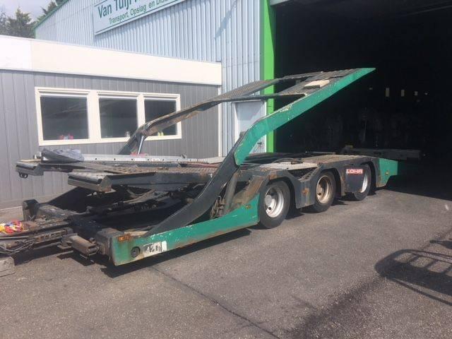 Lohr Trucktransporter - 2003