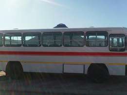 50 Seated Nissan bus