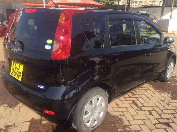 Nissan NOTE New arrival - KCJ - Year 2009. Spotless! Hurlingham - image 2