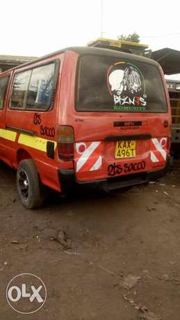 Well maintained toyota shark 5l Thika - image 2