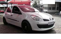 renault clio 3 1.6 expression 5dr