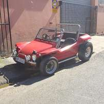 Fun loving beach buggy perfect run about