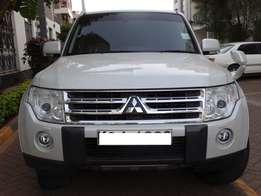 Foreign Used 2009 Mitsubishi Pajero Exceed Diesel For SaleKSh3,250,000