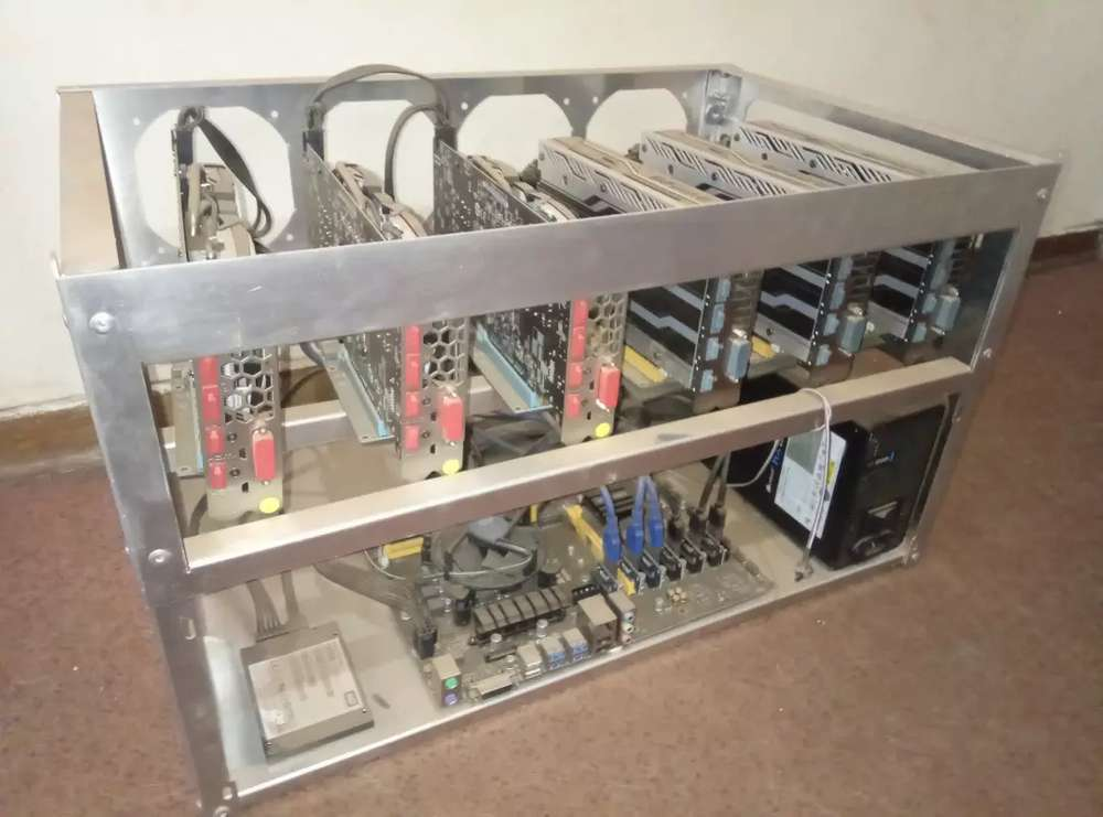 Mining Rig - Classified ads in Electronics & Computers | OLX