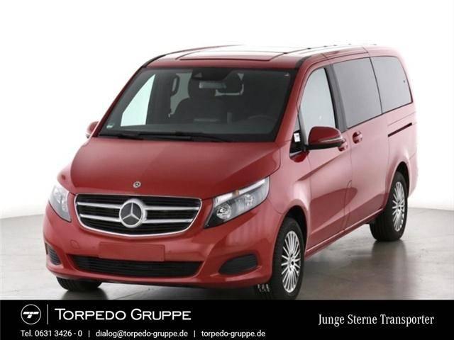 Mercedes-Benz V 220 d 4M EDITION LANG EDITIO V 220 ED L+4MATIC+8 - 2018