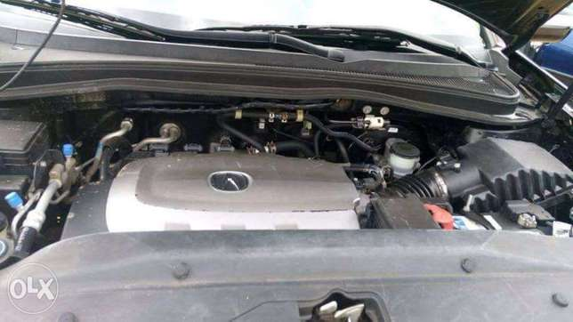 Direct Tokunbo Lagos cleared Acura mdx 2011 model(Full Option) Lagos Mainland - image 5