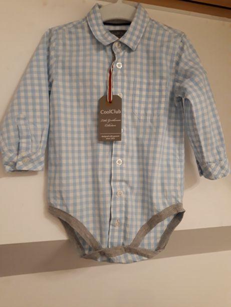 eb361417e Koszula koszulobody cool club Nowe!!! - Rawicz - Sprzedam nowe koszulobody  , kupiłam