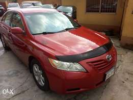 Accident free Tokunbo Toyota Camry