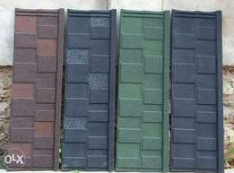 Shingle profile roofing tiles