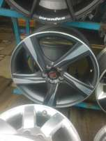 alloyed rims DEALER All Size