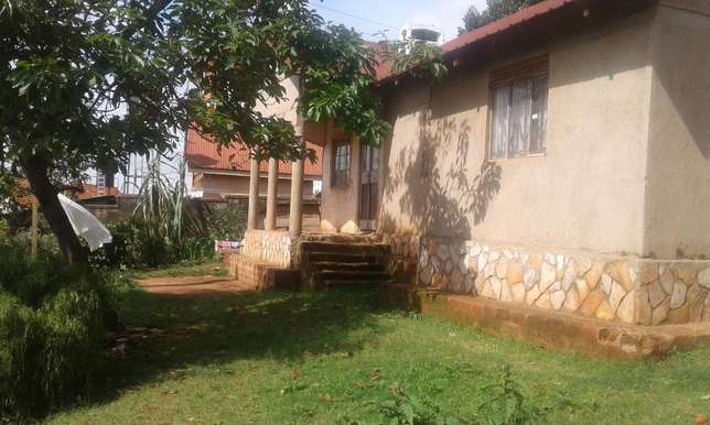 NTINDA: 3 bedrooms house for sale on 15 decimals at 190 million Kampala - image 1