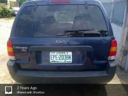 2003 First body Ford Escape