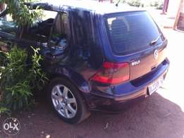 Golf4 gti 1.8t for sale