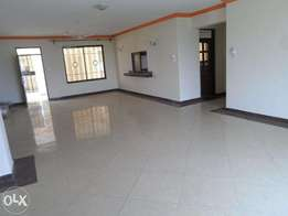 spacious 3 bedroom apartment with sq,pool, gym at secure area of Nyali