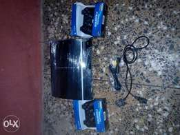 Hacked PS3 phat with 6 games