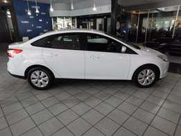 2015 Ford Focus 1.6Ti Ambient