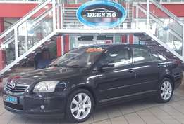 2007 Toyota Avensis 2.4 GLS Exclusive A/T