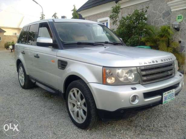 Range Rover Sport HSE Lugbe - image 2
