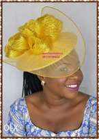 Turbans , Fascinators and Beads