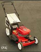 Lawn Mowers from Italy
