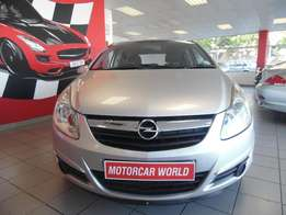 2007 Opel Corsa 1.3 CDTI Enjoy 5 door hatch