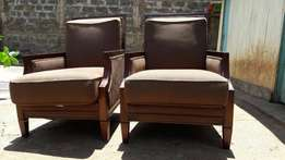 Imported Arm Chairs