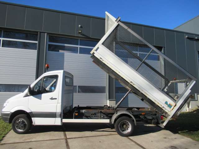 Mercedes-Benz Sprinter 511 CDI Kipper + Laadklep - 2007