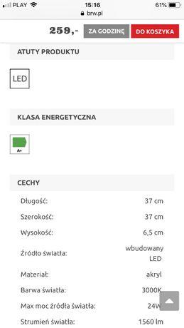 Platon Lampa Black Red White Oświetlenie Piastów Olxpl