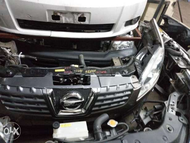Nissan Dualis Nosecute. Industrial Area - image 1