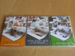 Create Your Own Photo Albums: Baby Boy- Birthday And Fav Pics R200