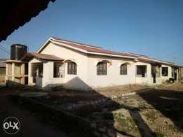 3 units of2 Bedroom self contained houses - Likoni