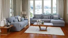 A living room shares the story of who you are so why not invest in it