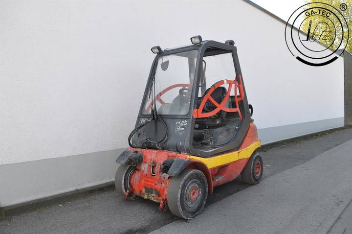 Linde H25T-03 - 1998