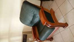 Urgent Sale Classic Green Grafton Everest 3pce Lounge