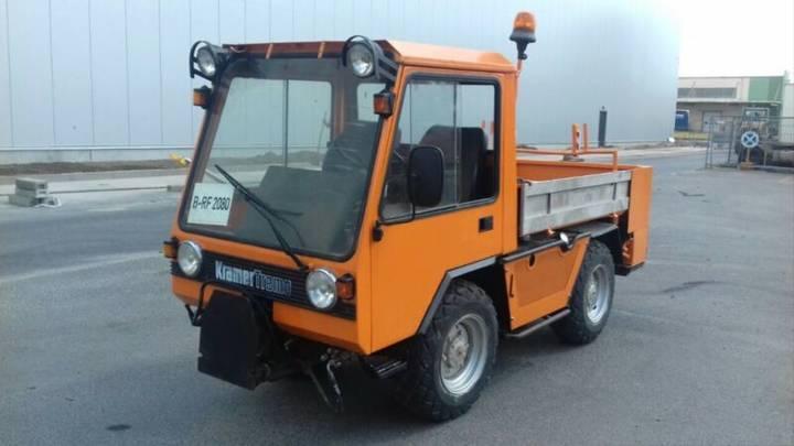 Multicar Kramer -Tremo 601 / Winterdienst - 1988