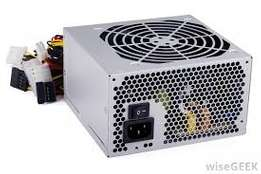All computer power supplies now available